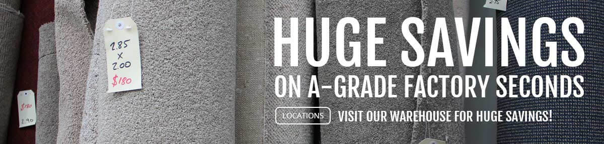 Carpets - Huge Savings