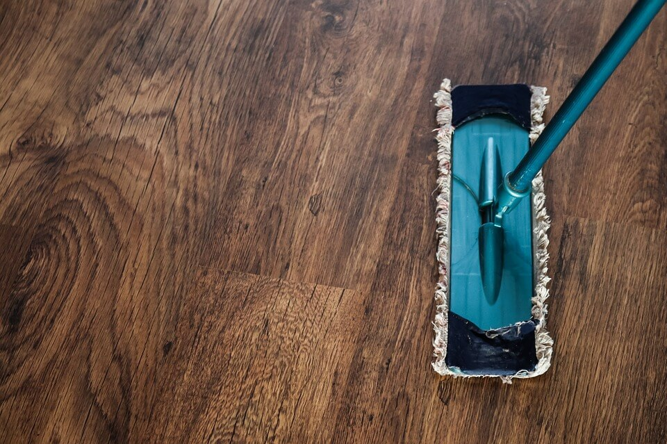 Maintaining Timber, Vinyl and Laminate Flooring