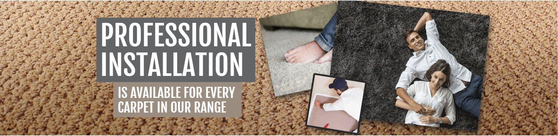 our carpet range